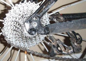 Your derailleur shouldn't look like this